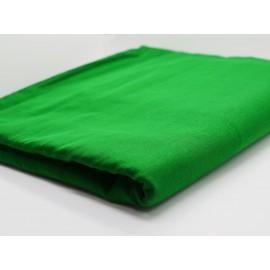 Panno Turbante Voile-fine Parrot Green- 1 metro