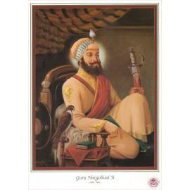 Guru Hargobind Ji Immagine