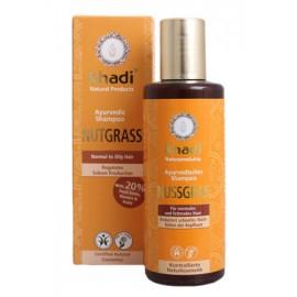 Shampoo Ayurvedico Nussgrass - Nocciola