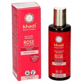 Shampoo Ayurvedico Hair Repair - Rosa