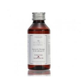 Ayurveda Pura's Pitta Herbal Refreshing Oil