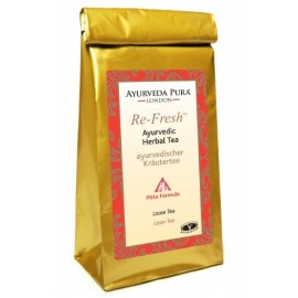 Ayurveda Pura's Re-Fresh Herbal Tea