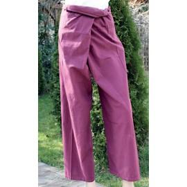 Thai Pantalone - Aubergine