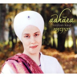 Adhara - Nirinjan Kaur CD