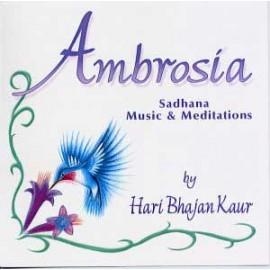 Ambrosia Sadhana - Hari Bhajan Kaur CD