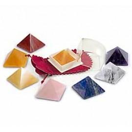Piramide Cristallo di Quarzo per i Chakra