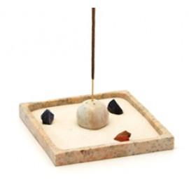 Portaincenso Giardino Zen in pietra