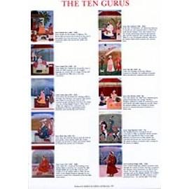 The Ten Gurus - Immagine