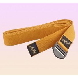Cintura arancio Yoga