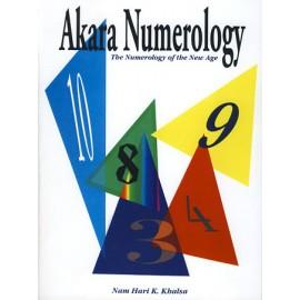 Akara Numerology - Nam Hari Kaur Khalsa