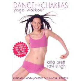 Dance the Chakras - Ravi & Ana DVD - US Version